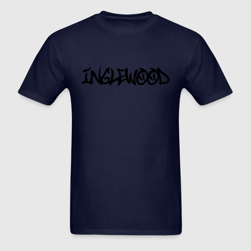 Inglewood Graffiti T-Shirts - Men's T-Shirt