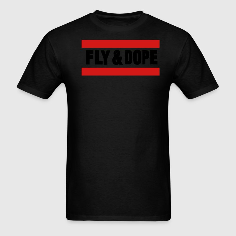 FLY AND DOPE T-Shirts - Men's T-Shirt
