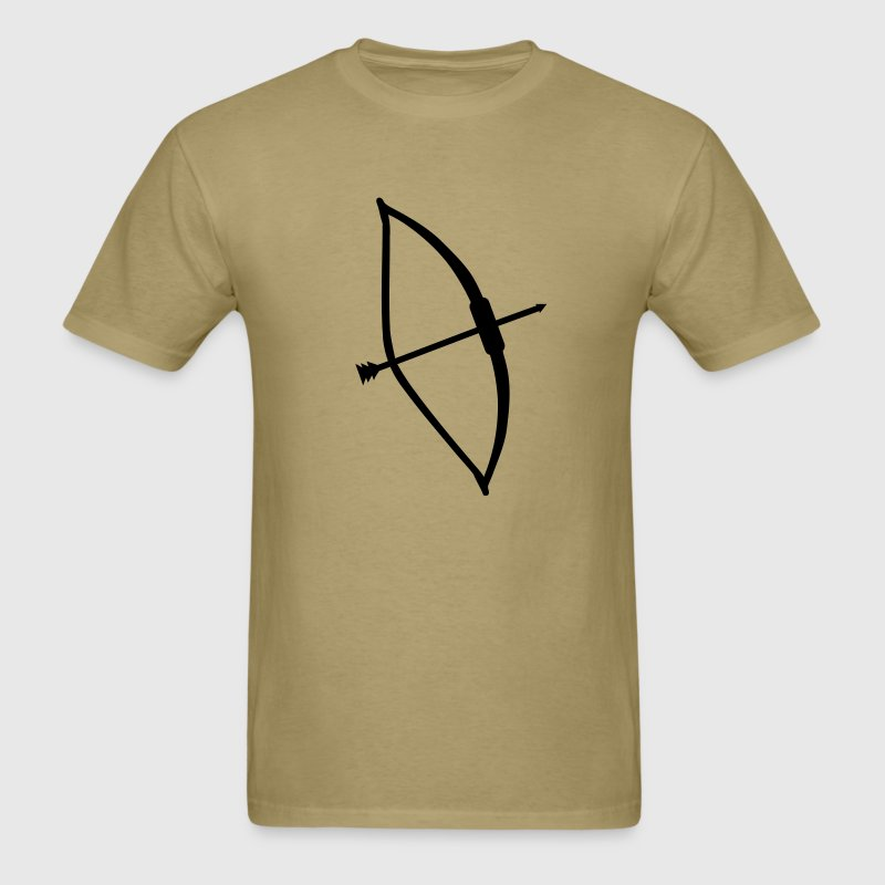 Arrow Bow T-Shirts - Men's T-Shirt
