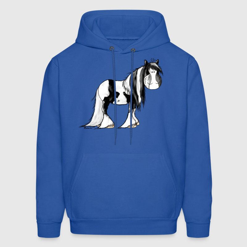 Gypsy Cob - Irish Cob - Pinto – Horse Hoodies - Men's Hoodie