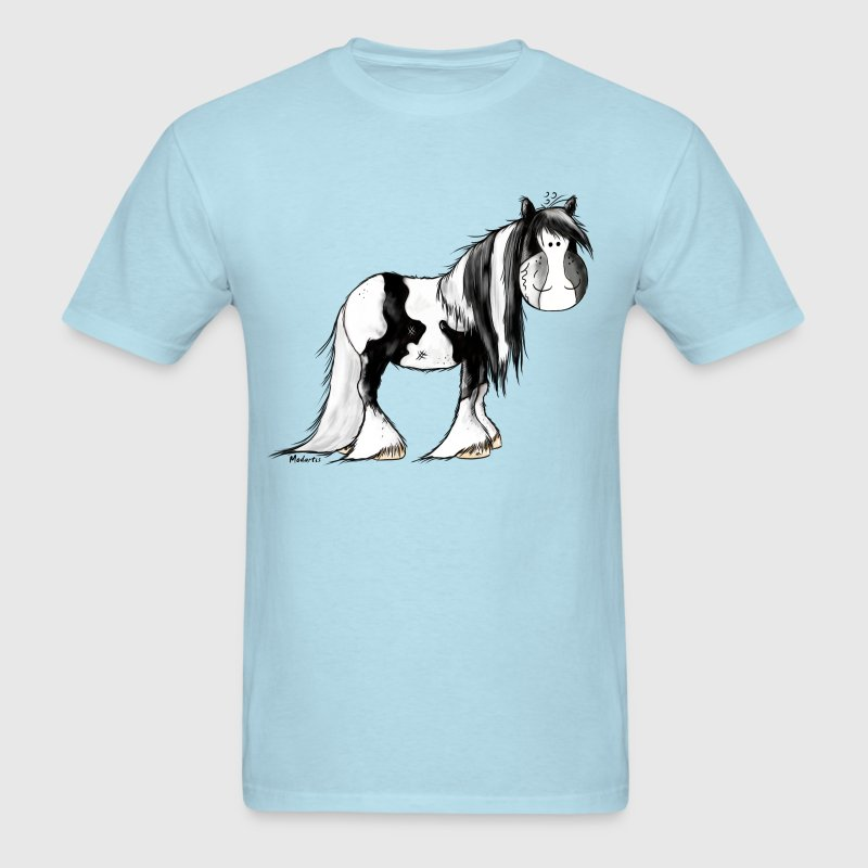 Gypsy Cob - Irish Cob - Pinto – Horse T-Shirts - Men's T-Shirt
