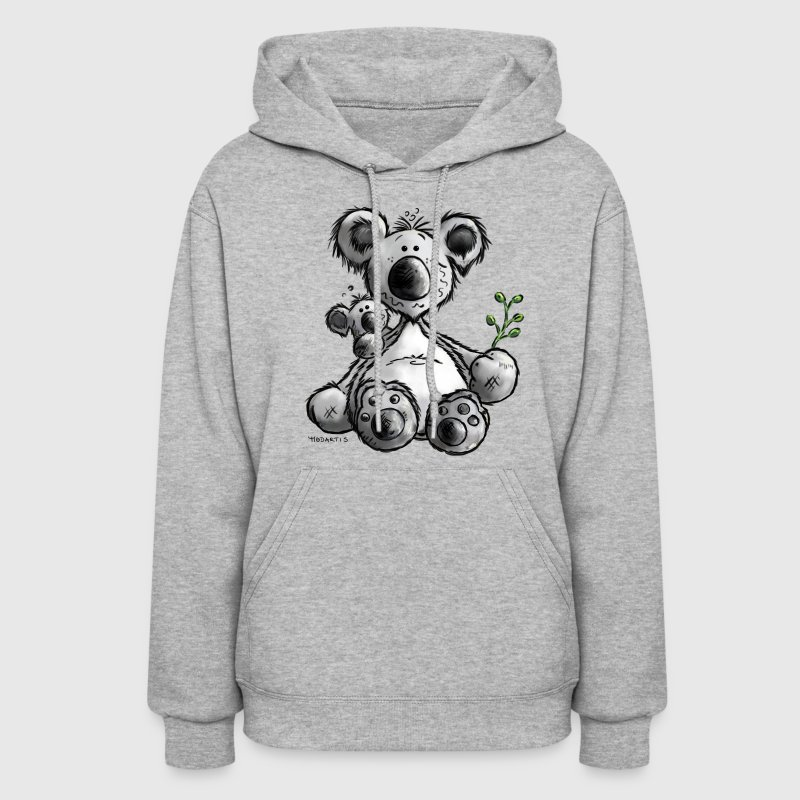 Koala- Bear - Australia - Cartoon Hoodies - Women's Hoodie