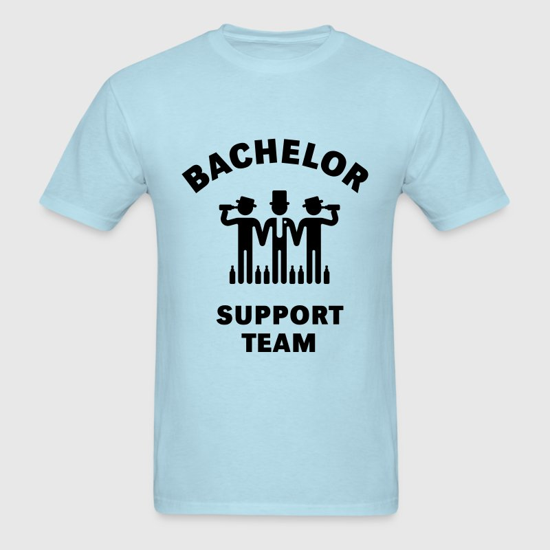 Bachelor Support Team (Stag Party) T-Shirts - Men's T-Shirt