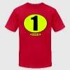 lola racing T-Shirts - Men's T-Shirt by American Apparel