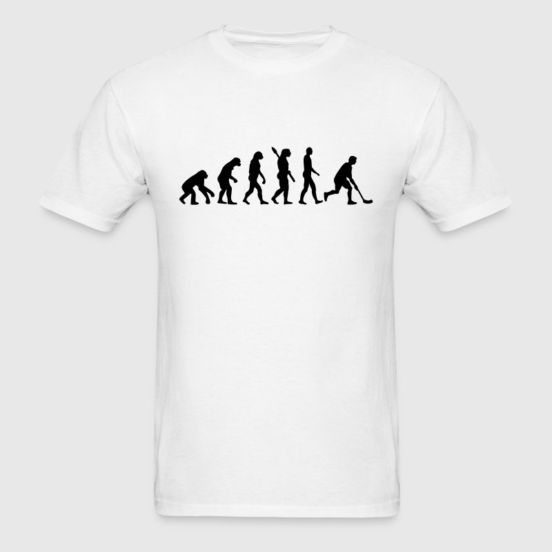 Floorball Evolution T-Shirts - Men's T-Shirt