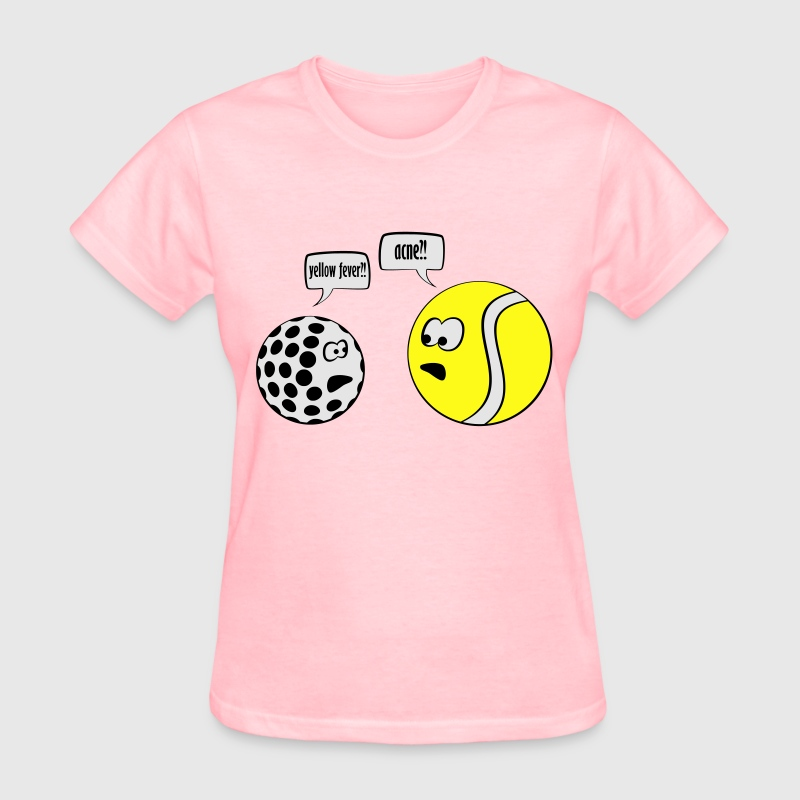yellow fever Women's T-Shirts - Women's T-Shirt