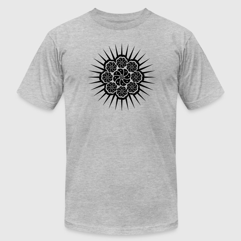 Peyote Cactus, psychedelic, psychoactive drug T-Shirts - Men's T-Shirt by American Apparel