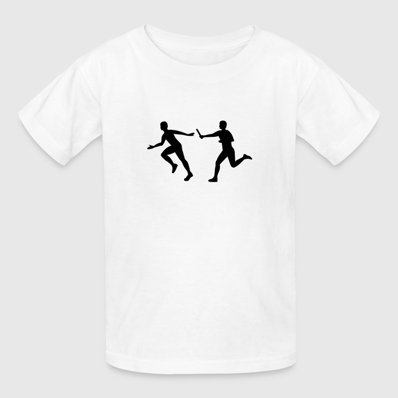 Relay race Kids' Shirts - Kids' T-Shirt