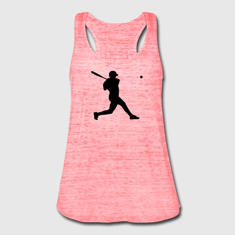 baseballer Tanks - Women's Flowy Tank Top by Bella