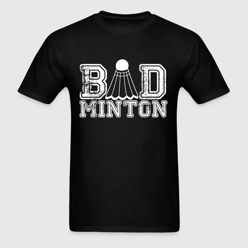 Simple Badminton - Men's T-Shirt