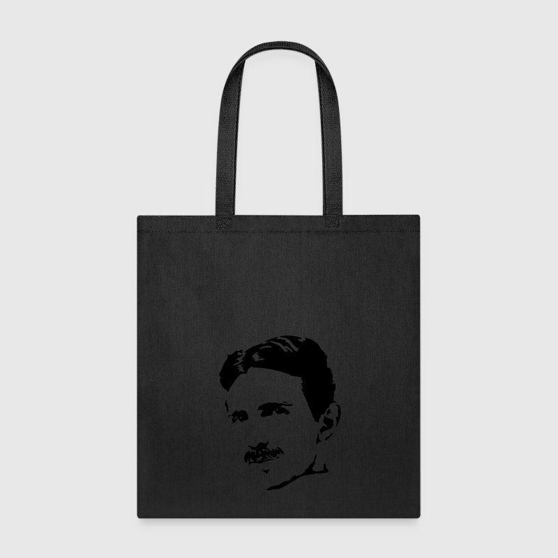 Nikola Tesla Bags & backpacks - Tote Bag