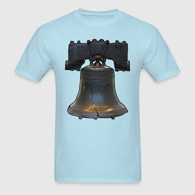 Liberty Bell - Philadelphia - Philly - USA T-Shirts - Men's T-Shirt