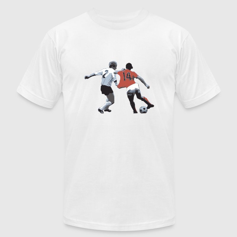 Cruyff T-Shirts - Men's T-Shirt by American Apparel
