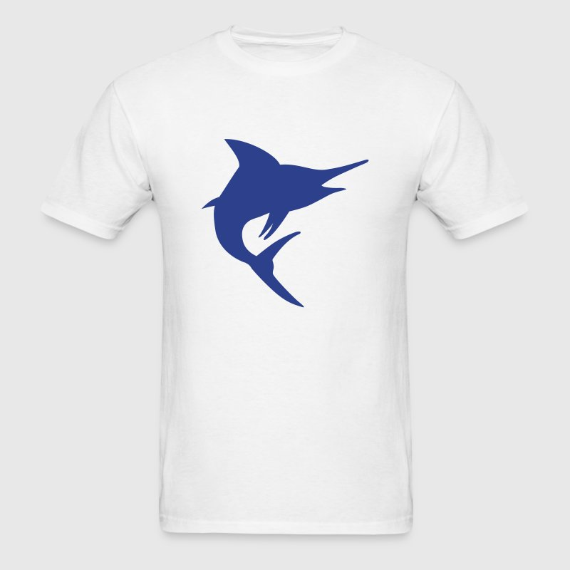 Marlin Fish T-Shirts - Men's T-Shirt