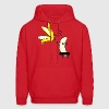 banana striptease - Men's Hoodie