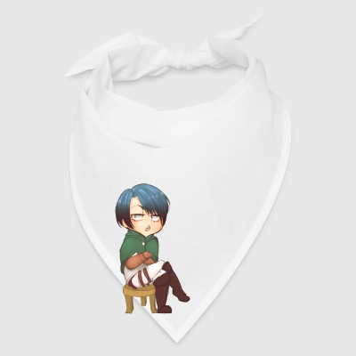 rivaille more like sassaille Buttons - Bandana