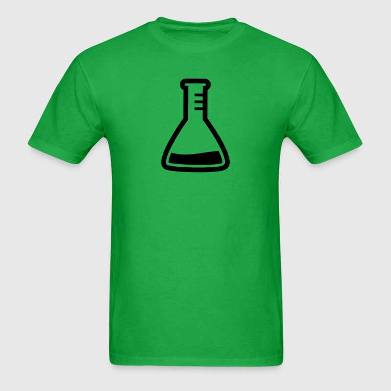 Erlenmeyer flask T-Shirts - Men's T-Shirt