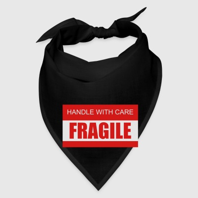 Handle with Care / Fragile 2c Bags & backpacks - Bandana