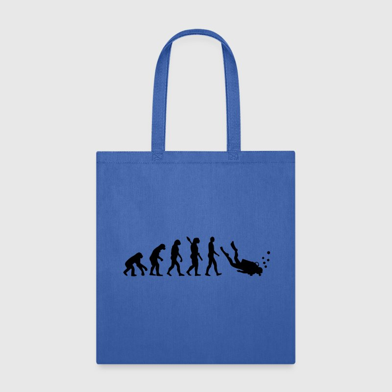 Evolution Scuba Diving Bags & backpacks - Tote Bag