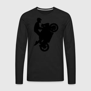 Streetbike Wheely T Shirt Spreadshirt