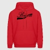 Enjoy! Bacon Strips Hoodies - Men's Hoodie