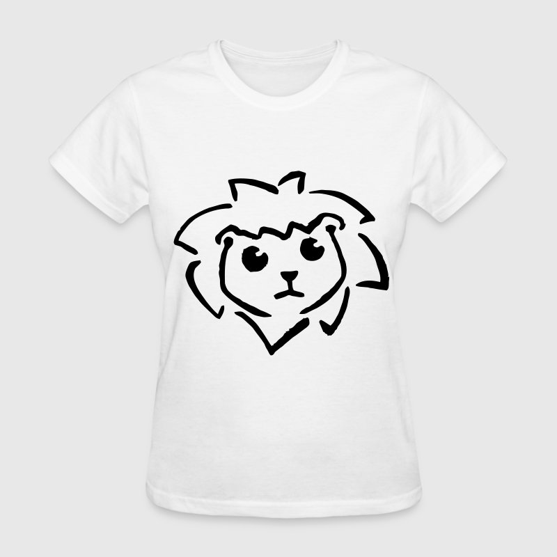 Little Lion - Women's T-Shirt