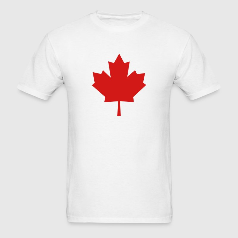 Maple Leaf - Symbol of Canada T-Shirts - Men's T-Shirt