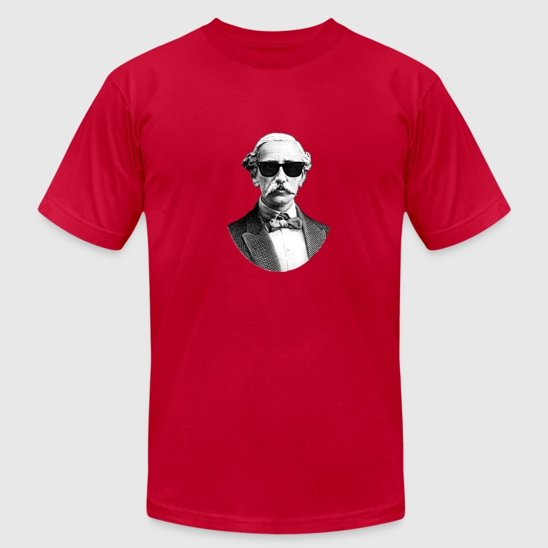 Juan Pablo Duarte T-Shirts - Men's T-Shirt by American Apparel