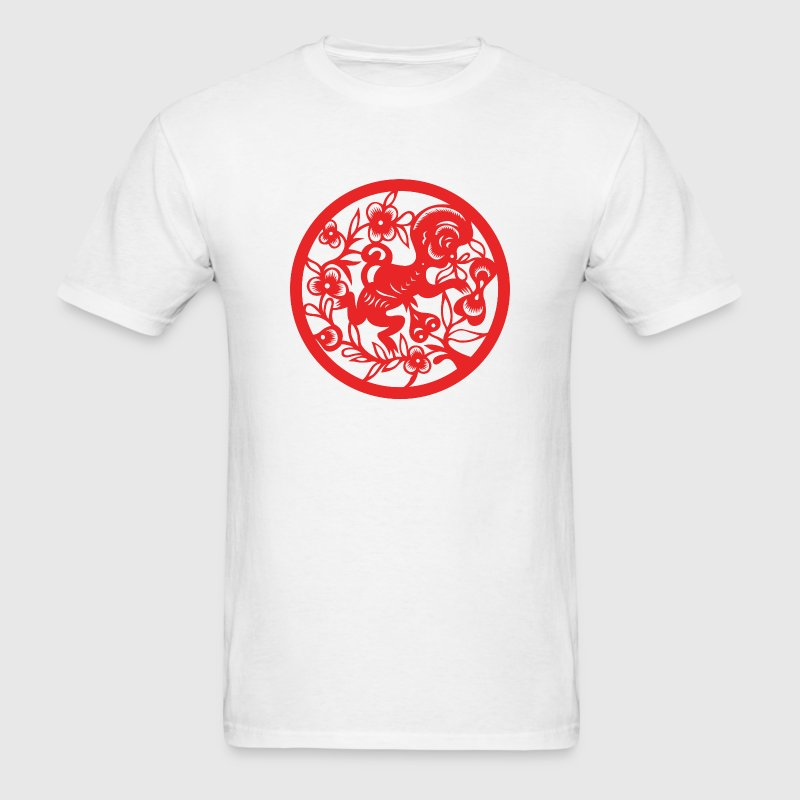 Chinese New Years - Zodiac - Year of the Monkey T-Shirts - Men's T-Shirt