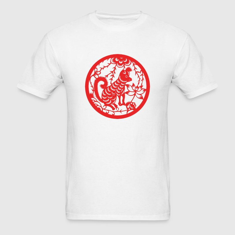 Chinese New Years - Zodiac - Year of the Dog T-Shirts - Men's T-Shirt