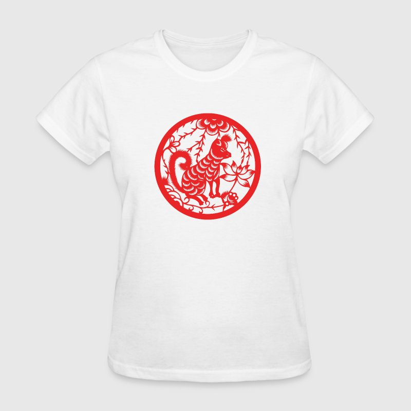Chinese New Years - Zodiac - Year of the Dog Women's T-Shirts - Women's T-Shirt