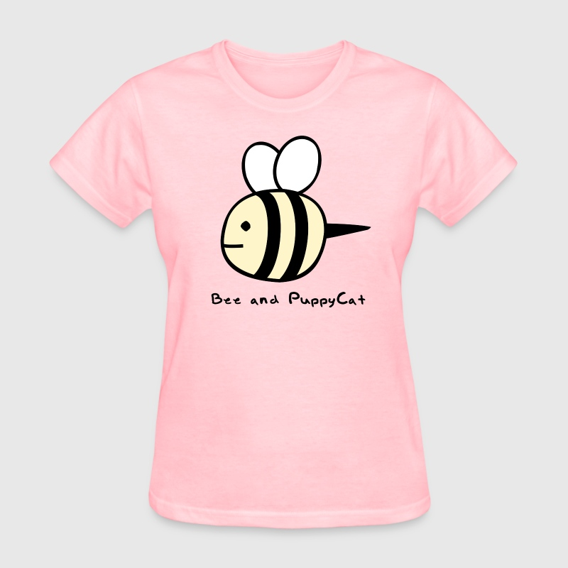 Bee and PuppyCat - Women's T-Shirt