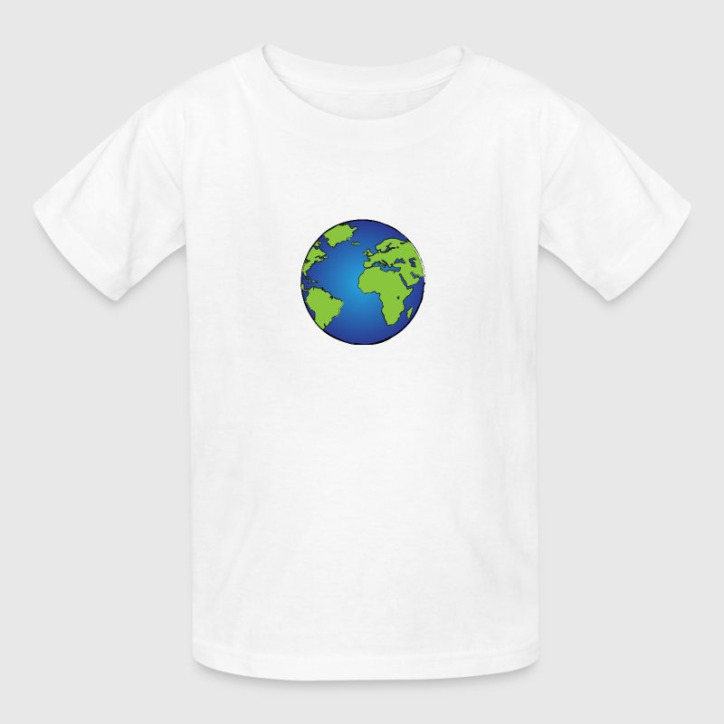 Earth Day - Planet - The World - Mother Earth Kids' Shirts - Kids' T-Shirt