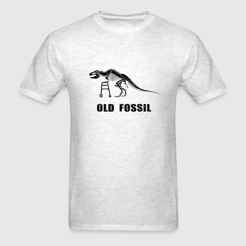 Old Fossil - Men's T-Shirt