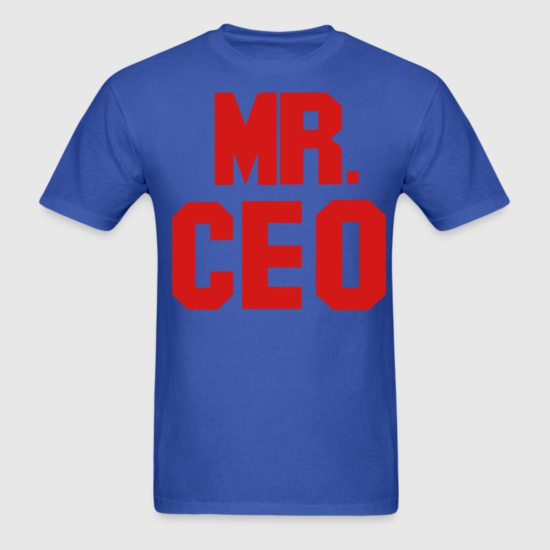 MR. CEO T-Shirts - Men's T-Shirt