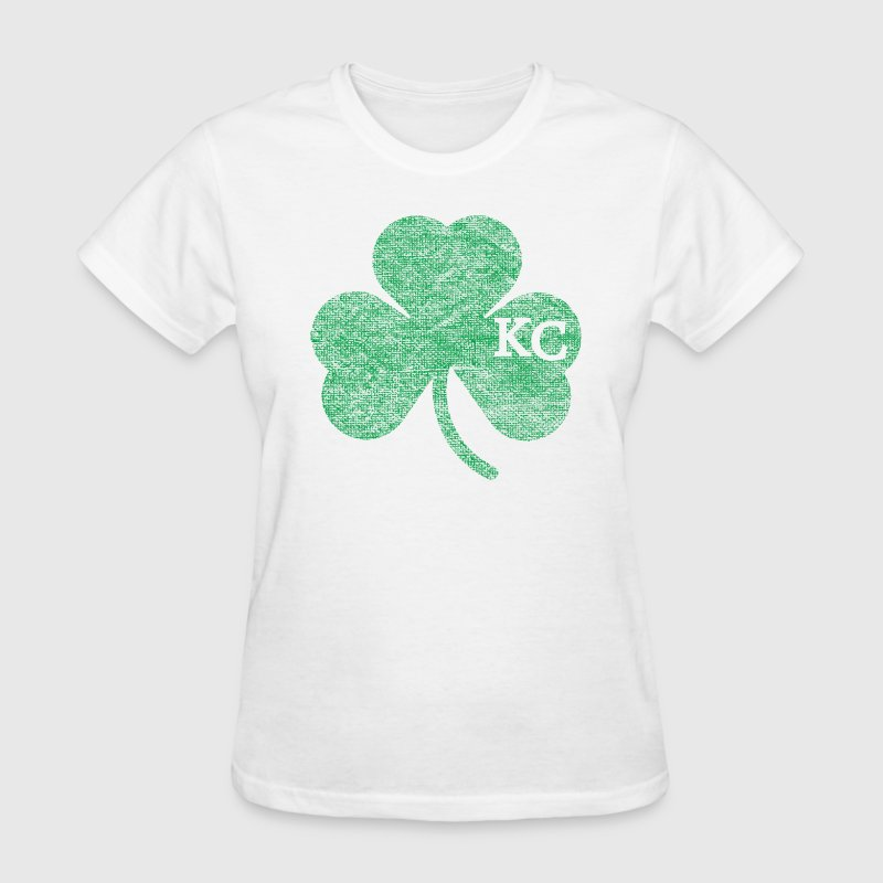 Kansas City Shamrock Women's T-Shirts - Women's T-Shirt