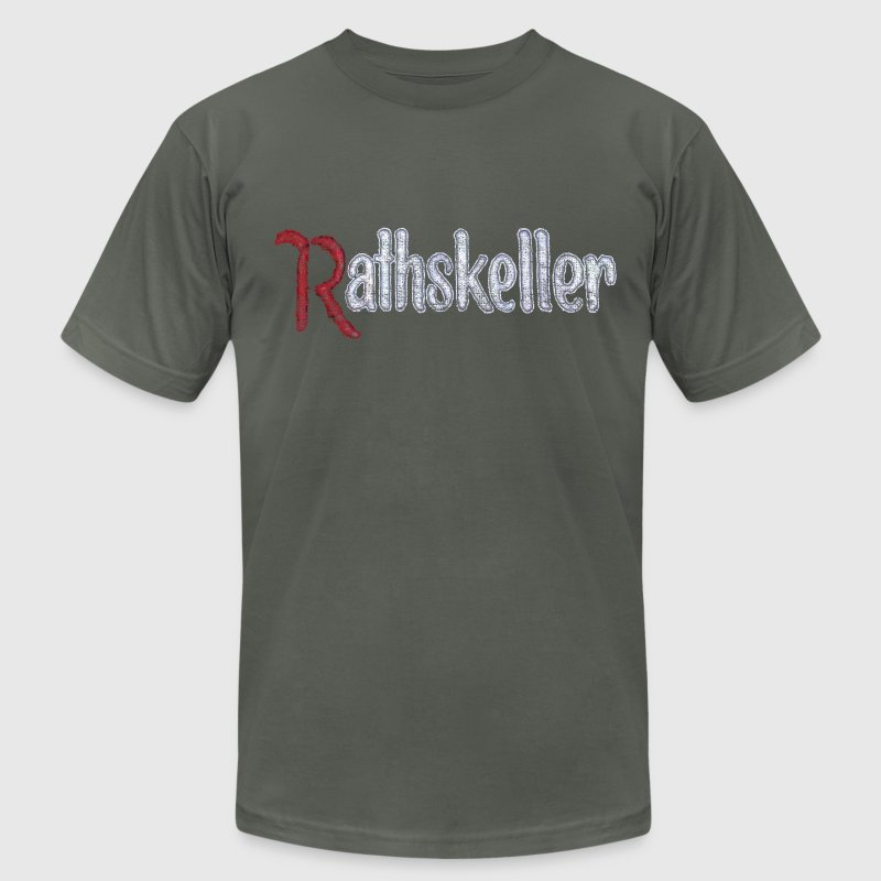 The Rat Rathskeller T-Shirts - Men's T-Shirt by American Apparel