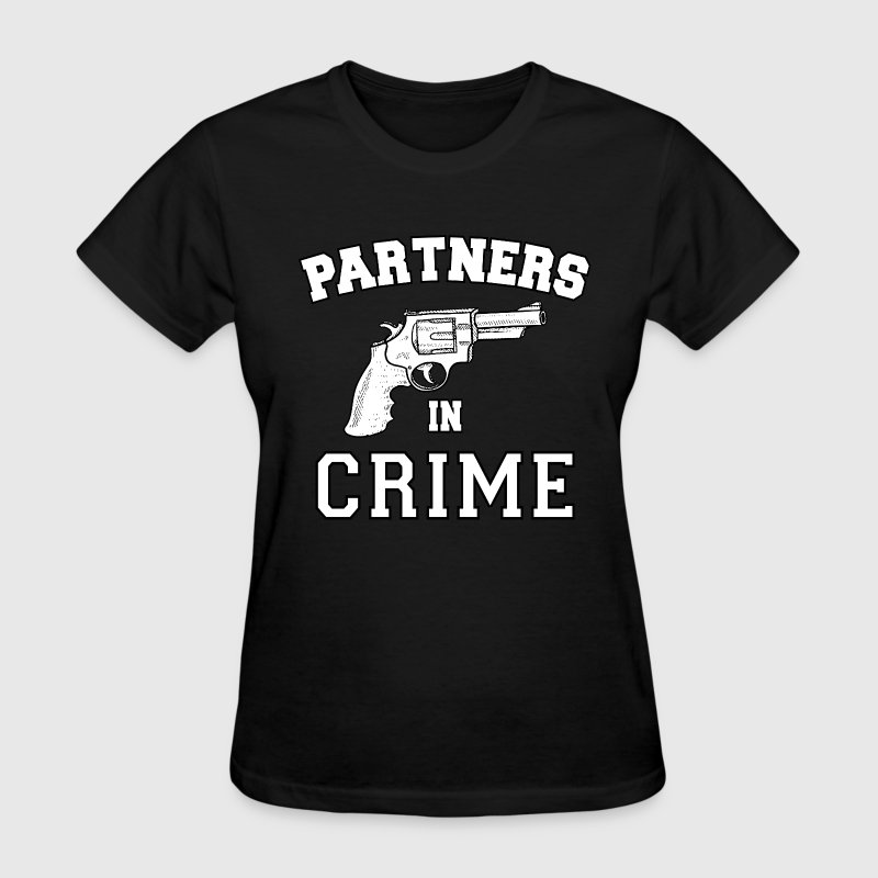 Partners In Crime Women's T-Shirts - Women's T-Shirt