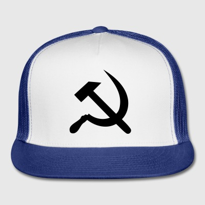 hammer - sickle Bottles & Mugs - Trucker Cap