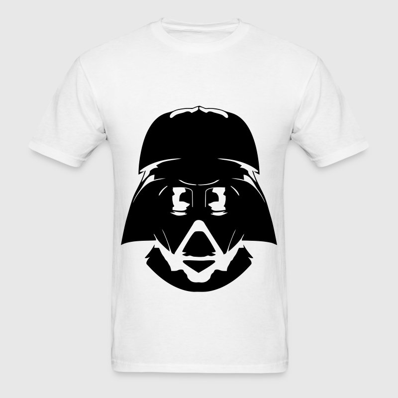 Darth Vader Helmet - Men's T-Shirt