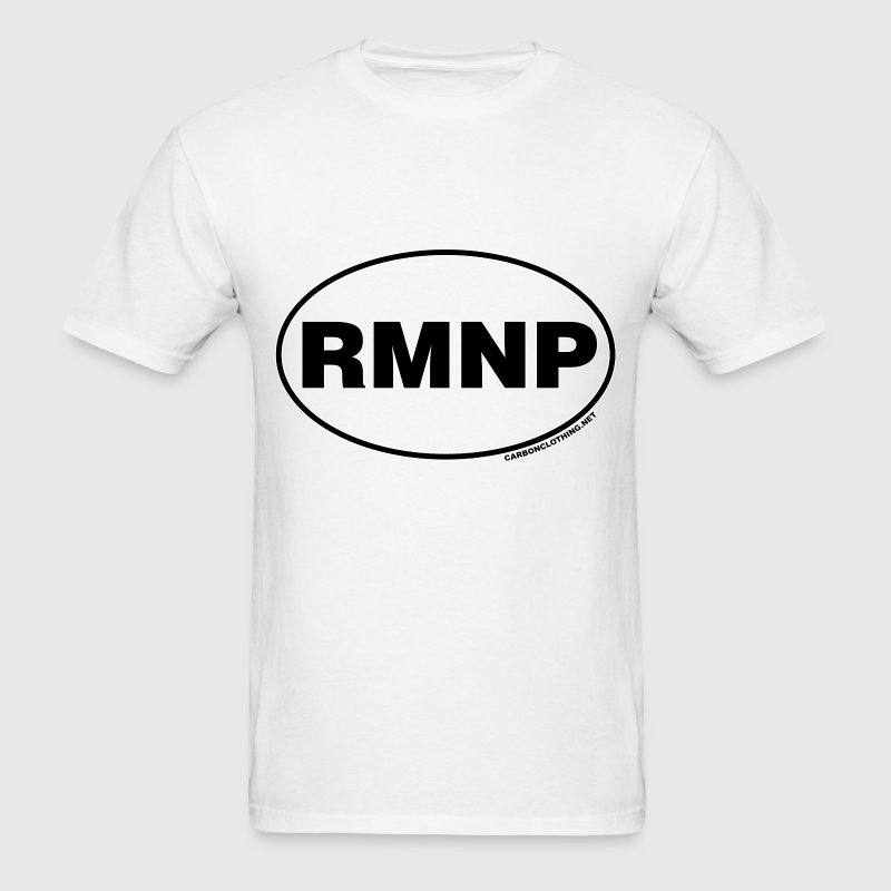 RMNP Rocky Mountain National Park - Men's T-Shirt