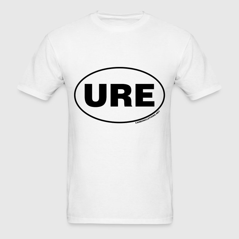 URE Uwharrie National Forest - Men's T-Shirt