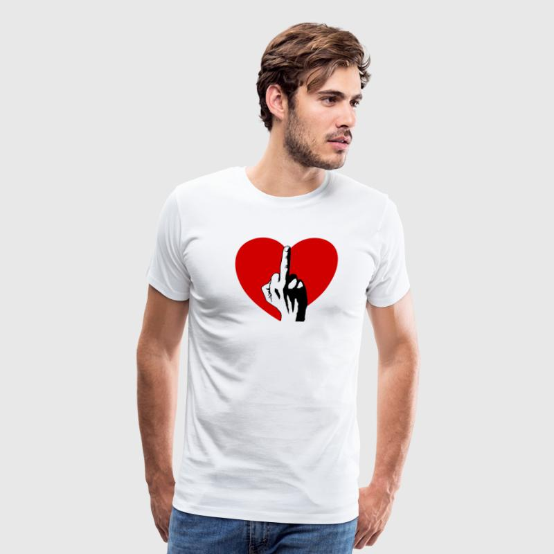 Mixed Messages T-Shirts - Men's Premium T-Shirt