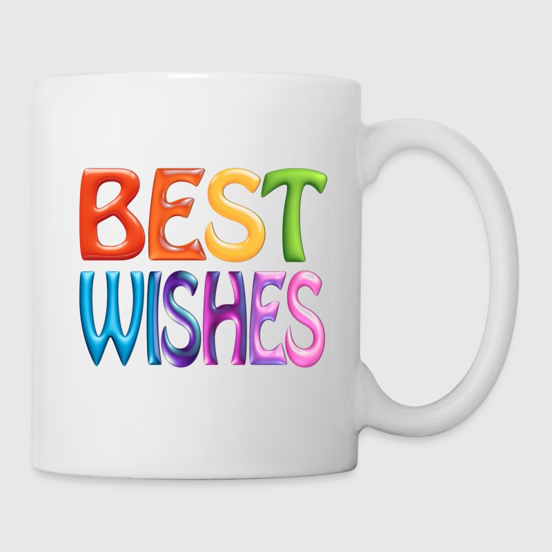 Best Wishes Mug - Coffee/Tea Mug