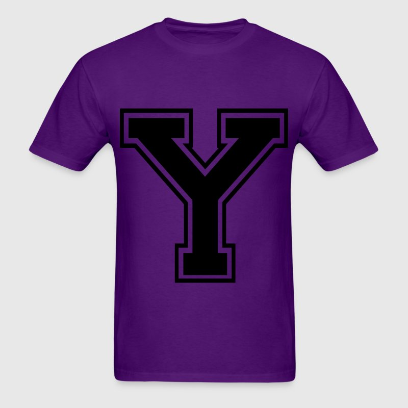 Letter y t shirt spreadshirt sciox Image collections