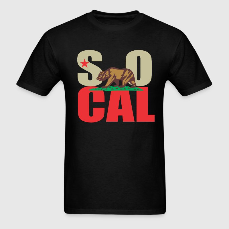 Son Of Cali T-Shirts - Men's T-Shirt