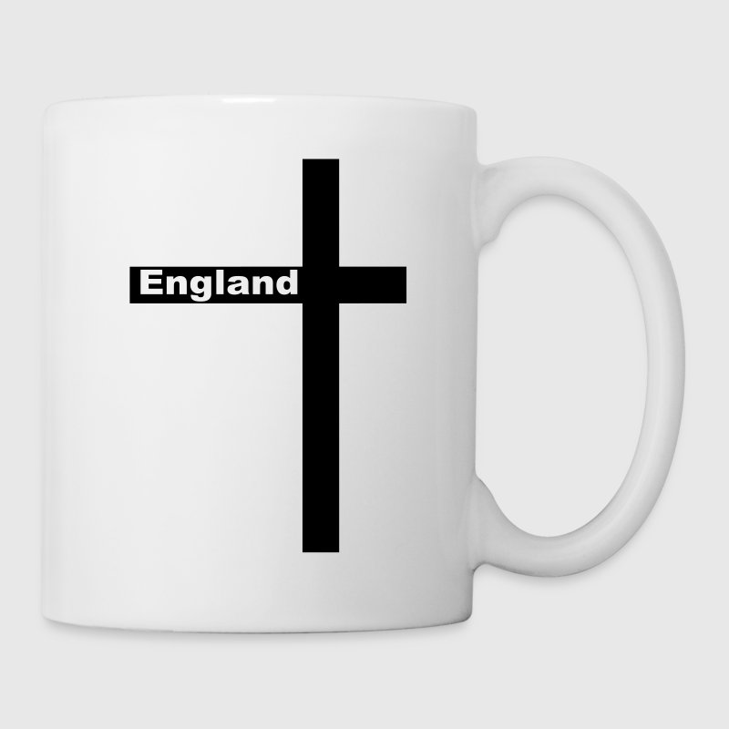 England Cross of St George Bottles & Mugs - Coffee/Tea Mug