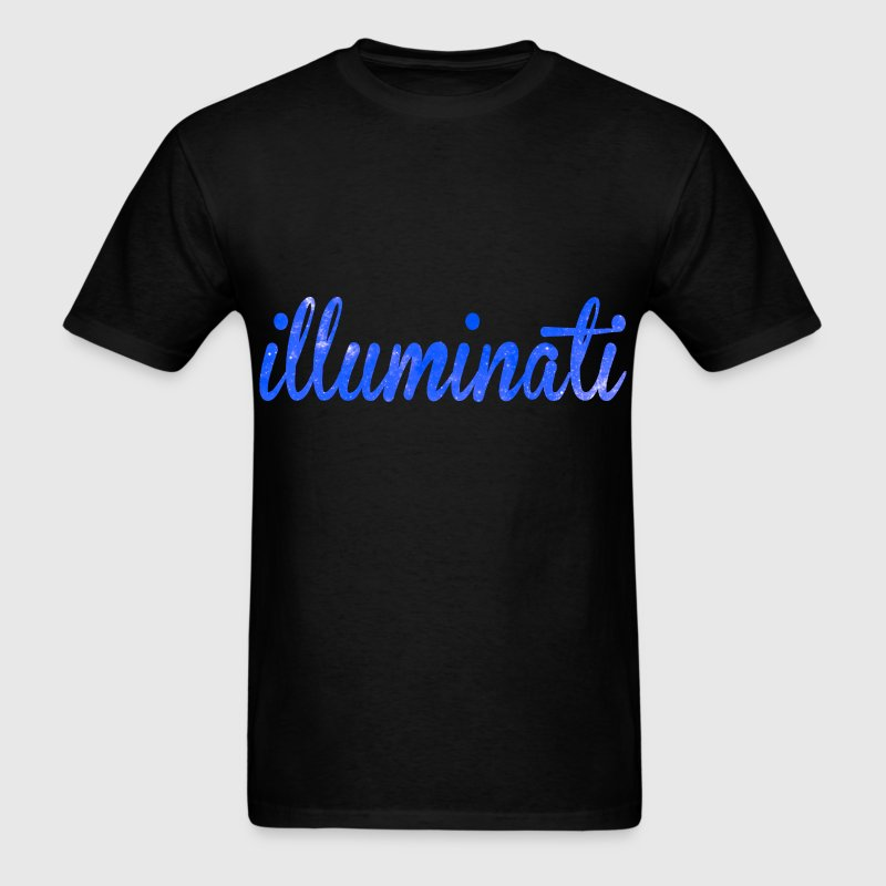 Illuminati Galaxy T-Shirts - Men's T-Shirt