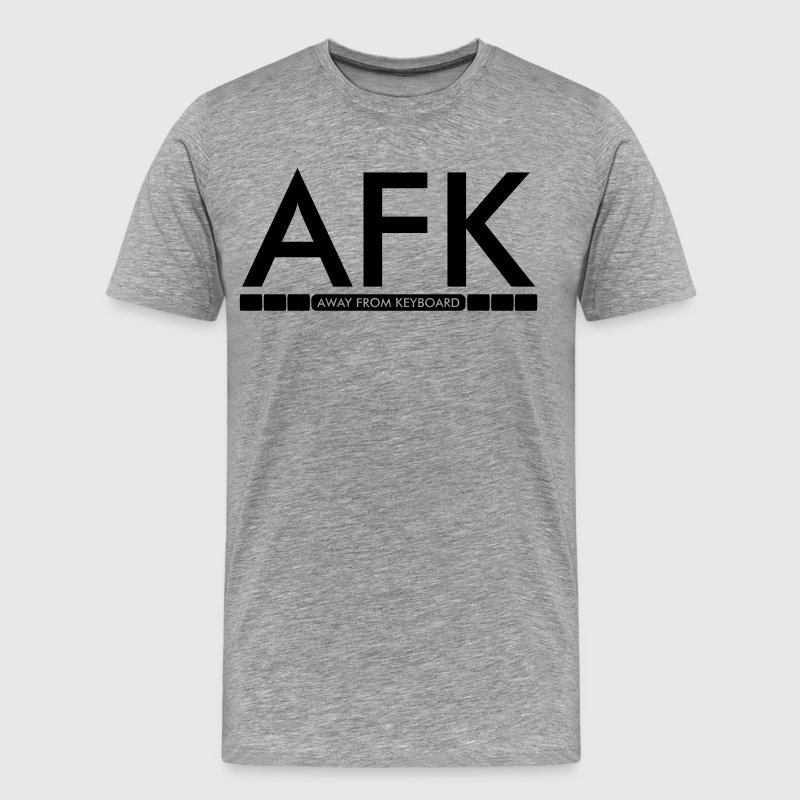 AFK - Away from keyboard T-Shirts - Men's Premium T-Shirt