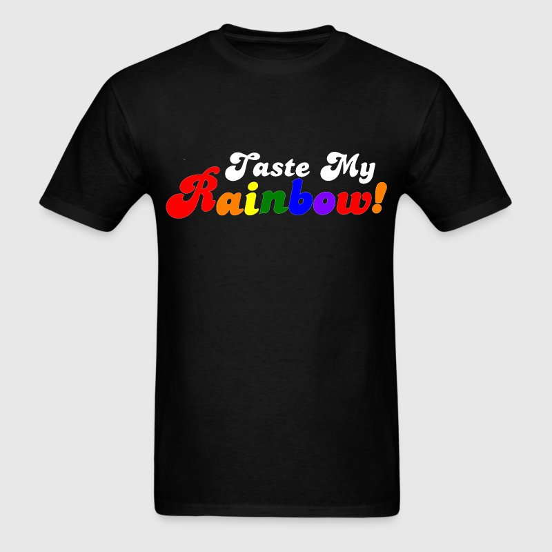 Taste My Rainbow - Men's T-Shirt